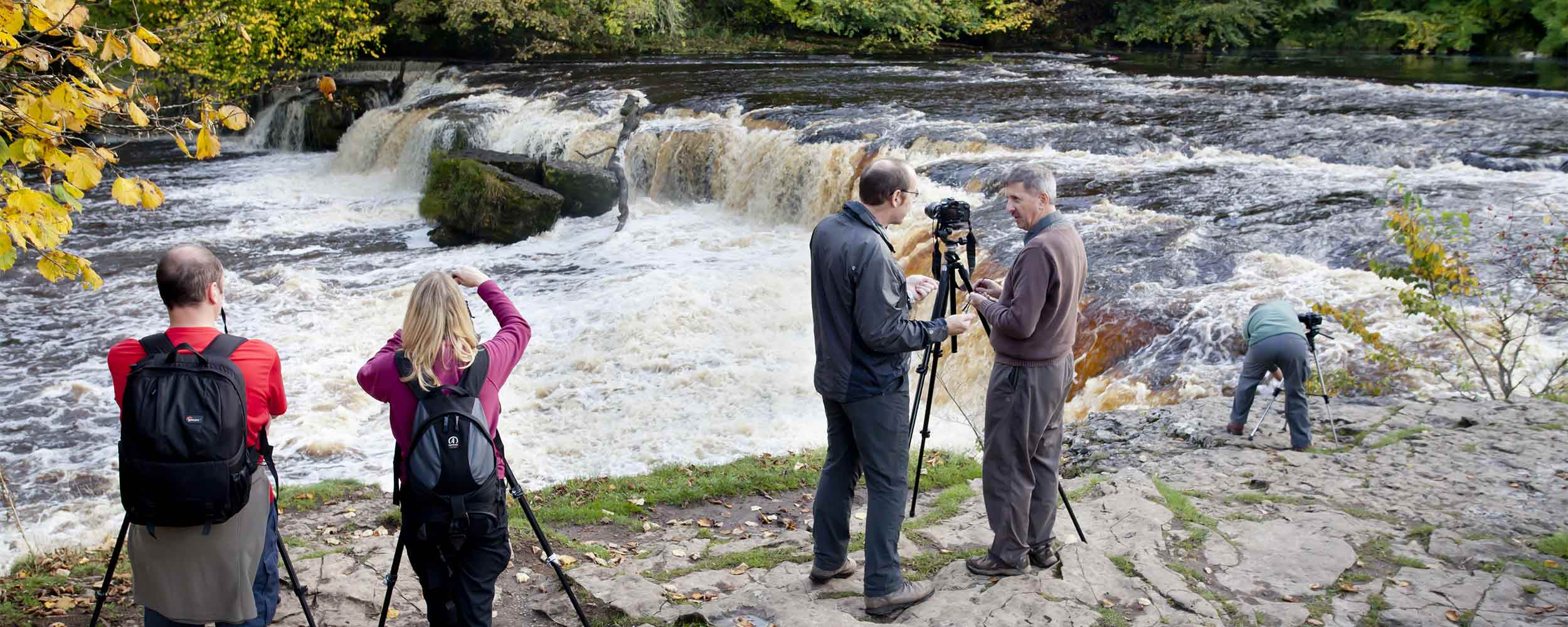 Aysgarth Autumn Workshop