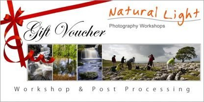 Workshop with Post Processing Gift Voucher