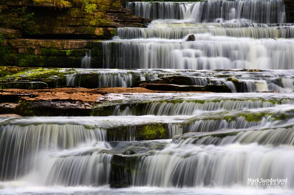 Water Landscape Photography - Lower Aysgarth Falls