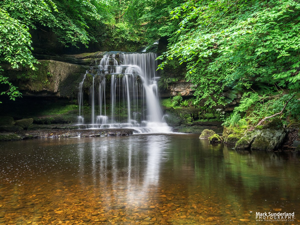 West Burton Waterfall